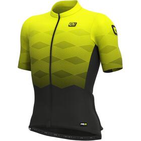Alé Cycling PRR Magnitude SS Jersey Men, amarillo